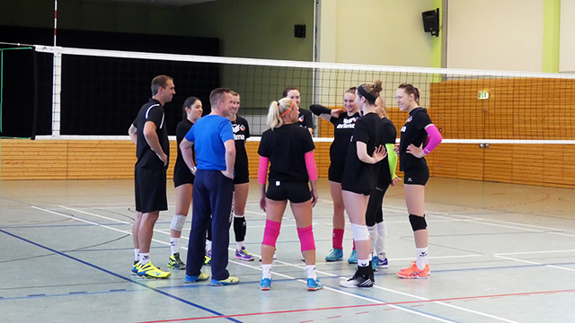 Trainingseinheit Profivolleyball2 web